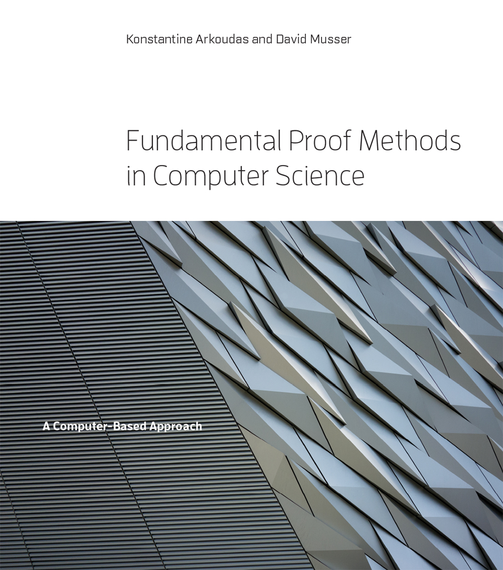 Fundamental Proof Methods in Computer Science